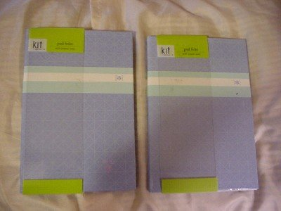 2 Pad Folio With Paper Pad Note Pads