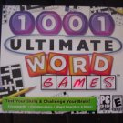 1001 Ultimate Word Games  PC Games Crosswords Searches
