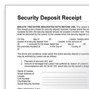 Deposit receipt real estate rental forms security deposit receipt real estate rental forms thecheapjerseys Choice Image