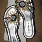 Sotto Sopra Womens Sandal New Size 9 Medium Shoe