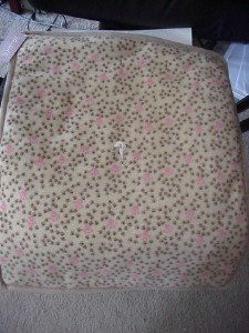 """Whisker City Cat Mat Bed 17"""" x 20"""" New With Tags Dog"""