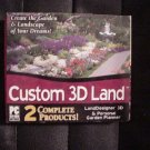 Custom 3D Land Land Designer 3d Personal Garden Planner