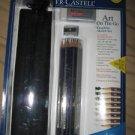 Faber Castill 12 Graphite Sketching Pencils Storage Art