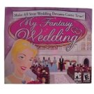 My Fantasy Wedding New Factory Sealed XP Software Game