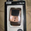 RAZR Flip Case V3 V3i Motorola Cell Phone Bronze