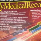 My Medical Records Organize Documents Dental Eye Bills
