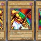 Exodia Set *Virtual Card for PC game*