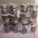 Pre-Sterilized Pint Grain Jars 12 Pack