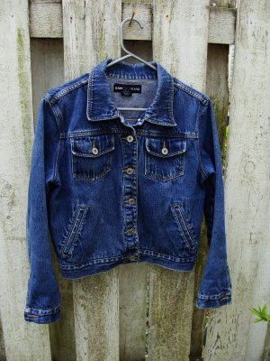 Izzy Denim Jacket