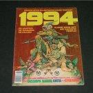 1994 Illustrated Adult Fantasy Magazine Comic June 1980