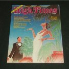 5 High Times Magazines 1975 COLLECTORS ISSUE Don Peyote
