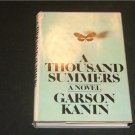 A Thousand Summers, Garson Kanin, 1973 edition