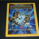 Advanced Dungeons & Dragons Book TSR 9242 '88 Kara-Tur