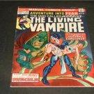 Adventure Into FEAR #21 Morbius Apr '74 Gil Kane Art