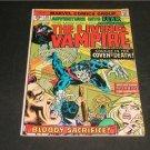 Adventure Into FEAR #30 Morbius Oct '75