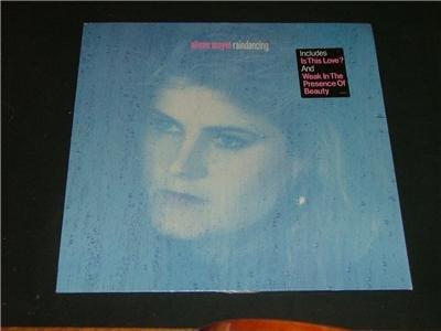 Alison Moyet Raindancing Album Holland CBS Records 1987