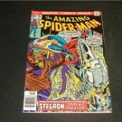 Amazing Spider-Man #165 Feb '77 Stegron Stalks The City