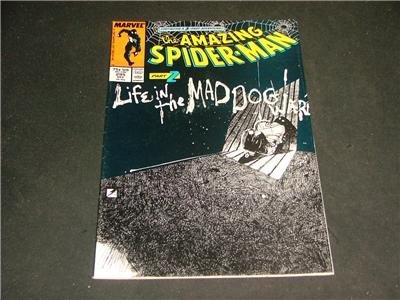 Amazing Spider-Man #295  Life In The MadDog Ward