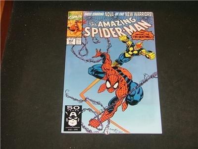 Amazing Spider-Man #'s 352-360 9 Issues!