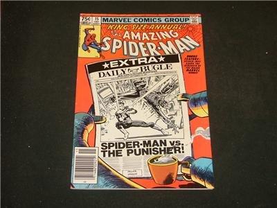 Amazing Spider-Man Annual #15 Denny O'Neil/Frank Miller