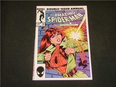 Amazing Spider-Man Annual #19 '85 Mrs.Spider-Man