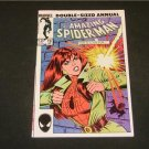 Amazing Spider-Man Annual #19 '85 Mrs.Spider-Man