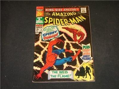 Amazing Spider-Man King Size Special #4 Nov '67