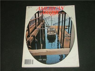 American Artist Magazine Art & Photography Apr 1981