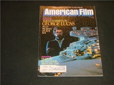 American Film Magazine June 1983