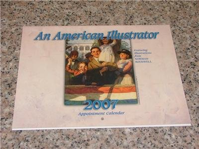 American Illustrator 2007 Featuring Norman Rockwell