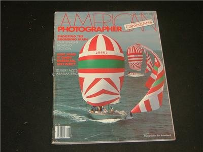 American Photographer September 1983