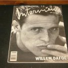 ANDY WARHOLS Interview Magazine June 1988 WILLIAM DAFOE