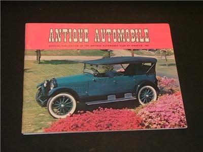 Antique Automobile March April 1975