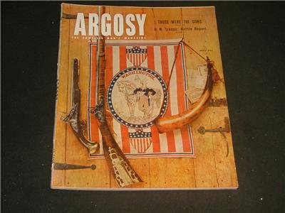Argosy July 1951 complete man's magazine