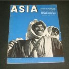 Asia Apr 1940 No Nazi Revolt In The Desert,Soviet Asia