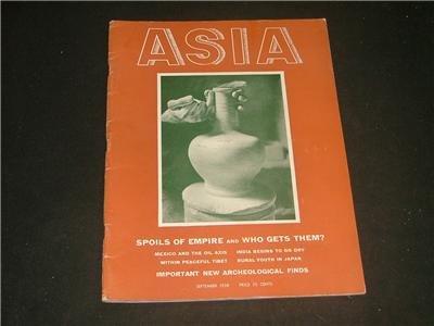 Asia September 1938