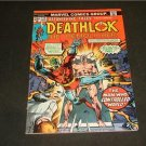 Astonishing Tales #34 Mar '76 Deathlok