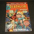 Astonishing Tales #34 Mar '76 Deathlok The Demolisher