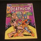 Astonishing Tales #35 May '76 Deathlok