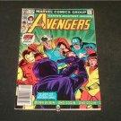 Avengers #218-220 Apr-Jun '82