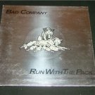 Bad Company, Run With The Pack Album Record 1976 Exc!