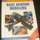 Basic Aviation Modelling, Jerry Scutts, model planes