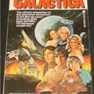 Battlestar Galactica, official adaptation, pb 1978