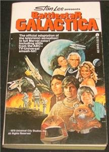 Battlestar Galactica, official adaptation, pb 1978