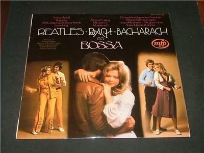 BEATLES BACH BACHARACH GO BOSSA Album Record ENGLAND 73