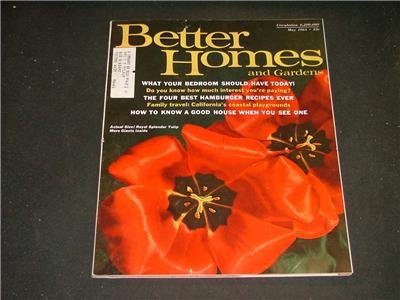 Better Homes and Gardens CALIFORNIA'S COAST May 1964