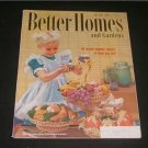 Better Homes and Gardens July 1955