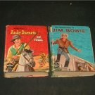 Big Little Book Tv Series, 2, Jim Bowie & Andy Burnett