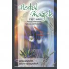 eBook - Herbal Magick: A Witch's Guide to Herbal Folklore and Enchantments by Gerina Dunwich