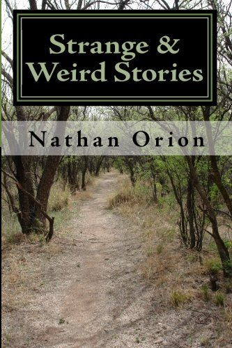 eBook -  Strange & Weird Stories: the Unknown: as Close as Beside You by Nathan Orion